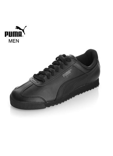 Puma Puma 35357217 Roma Basic Kadın Lifestyle Ayakkabı 35357217 Roma Basic Siyah